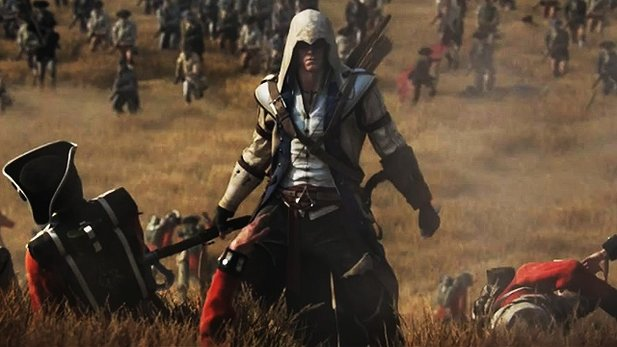 Assassin's Creed 3 - Live-Action-Trailer
