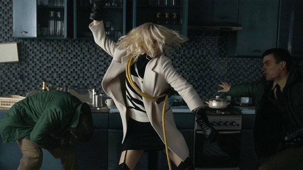 Atomic Blonde - Trailer: Action-Kracher mit Charlize Theron im Stil von John Wick