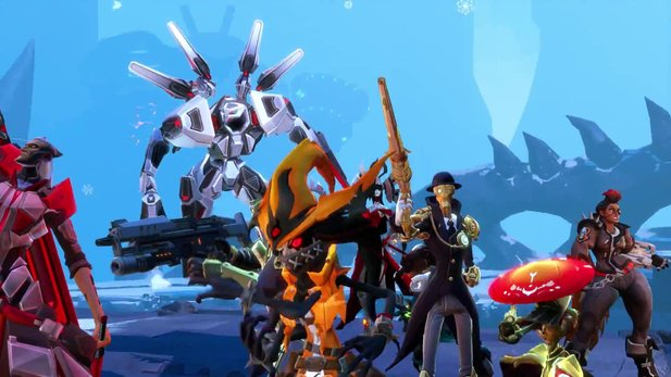 Battleborn - Trailer zum kompetitiven Multiplayer-Trailer