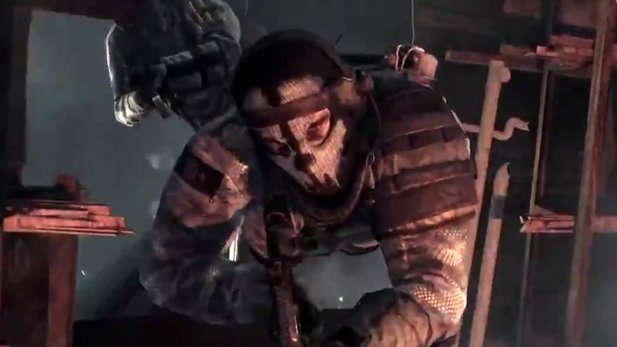 Call of Duty: Ghosts - Launch-Trailer mit Gameplay-Szenen aus dem Shooter