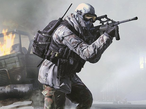 Bild aus dem Ego-Shooter Call of Duty: Modern Warfare 2