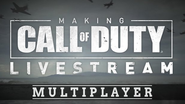 Call of Duty MP Livestream