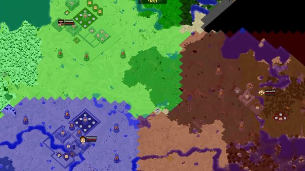 CivilizationCraft - Trailer zur Version 2.0, Minecraft trifft auf Civilization 5
