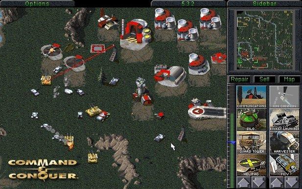 Command & Conquer und C&C: Red Alert - EA kündigt Remaster an