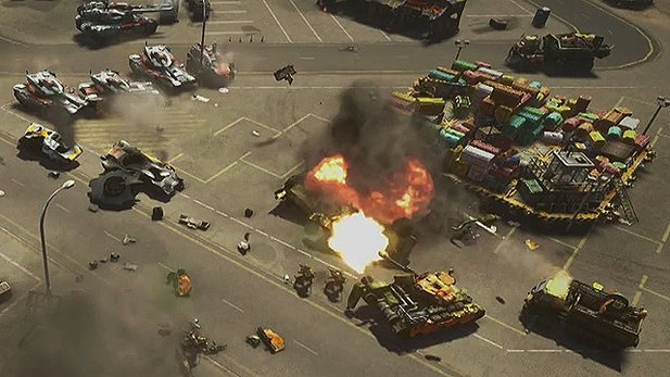 Preview-Video von Command & Conquer