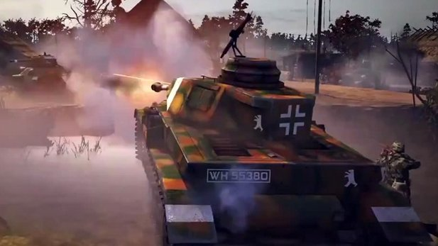 Company of Heroes 2 - Trailer zur kostenlosen Multiplayer-Map »Semoskiy«