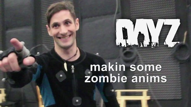 DayZ - Entwickler-Video #2: Dean Hall als Zombie-Animateur