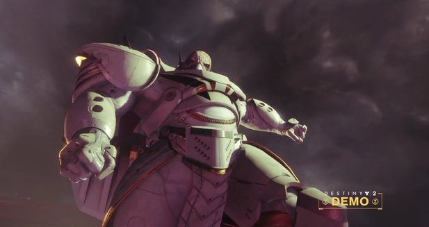 Destiny 2 - Trailer stellt die Demo-Version vor