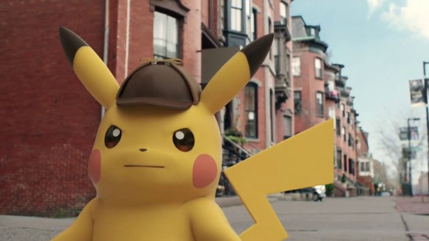 Detective Pikachu: Birth of a New Combination - Trailer des Pikachu-Sherlock-Spiels