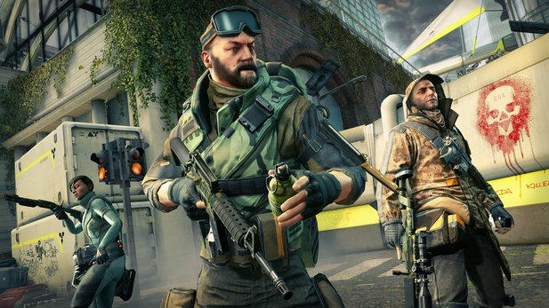 Splash Damage hat die Open-Beta des Multiplayer-Shooters Dirty Bomb gestartet.