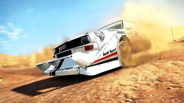 DiRT Rally - Trailer zum Update 0.5 »Tarmac Terrors«