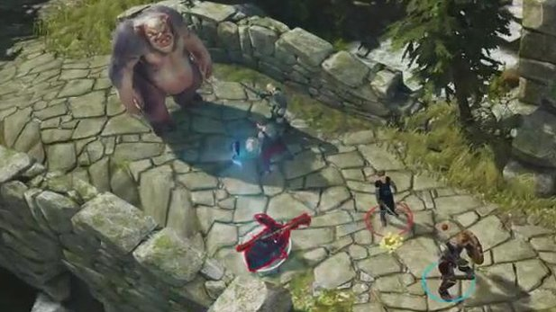 Gameplay-Trailer von Divinity: Original Sin