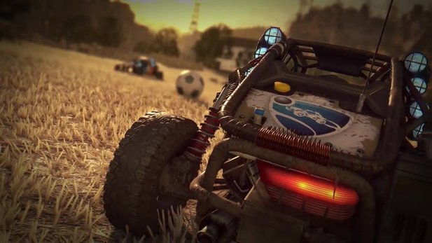 Dying Light: The Following & Rocket League - Trailer zu den Crossover-Inhalten