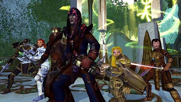 Everquest 2 ist bereits seit Ende 2011 Free-2-Play.