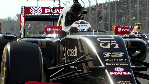 F1 2015 - Launch-Trailer zur Formel-1-Simulation