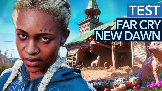 Far Cry New Dawn - Test-Video zum Recycling-Shooter