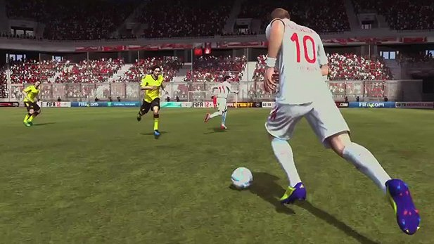 gamescom-Trailer zu FIFA 12