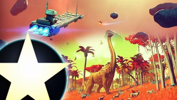 GameStar TV: No Man's Sky - Folge 96/2014