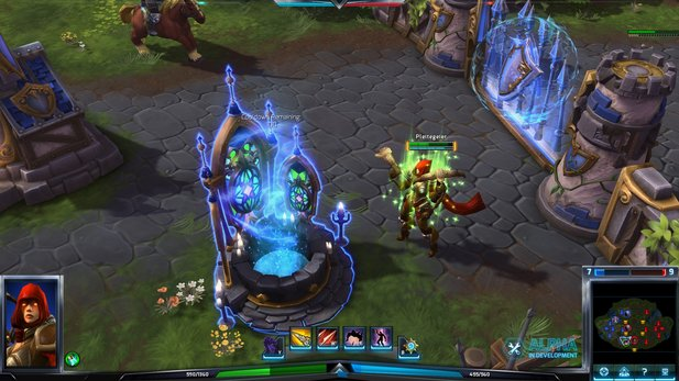 Die Closed-Beta von Heroes of the Storm wird am 13. Januar 2015 beginnen.