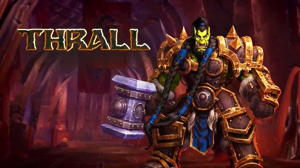 Heroes of the Storm - Charakter-Trailer: Thrall aus World of Warcraft