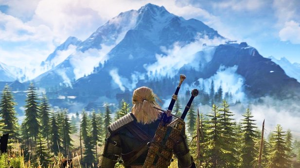 The Witcher 3 was a nice game in the original. An HD mod makes it even more detailed.