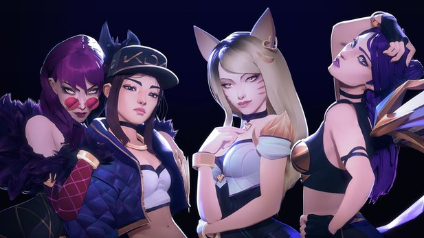 League of Legends - K/DA