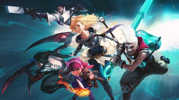 League of Legends in bester Auflösung spielen mit dem Gamestar PC