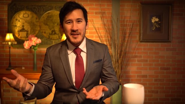 Markiplier in einem seiner YouTube-Videos