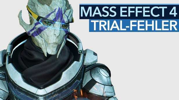 Mass Effect: Andromeda - Video: War die Trial-Version ein Fehler?