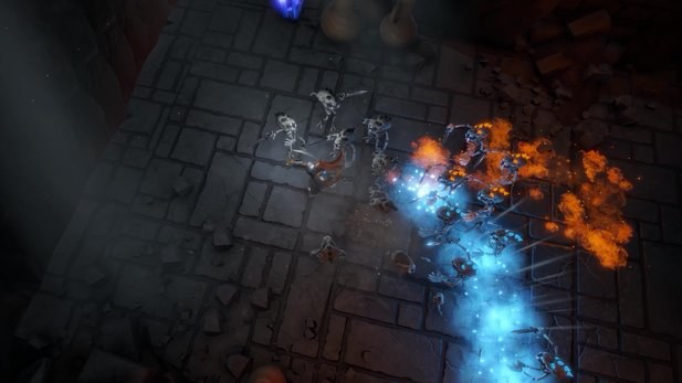 MetaMorph: Dungeon Creatures - Early Access Trailer zeigt wilde Metzeleien im Dungeon-Crawler