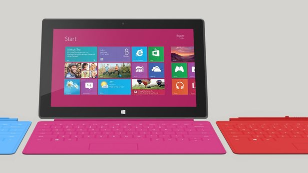 Das Microsoft Surface Pro vereint PC-Technik und konventionelle Windows-Software mit der Tablet-Welt.