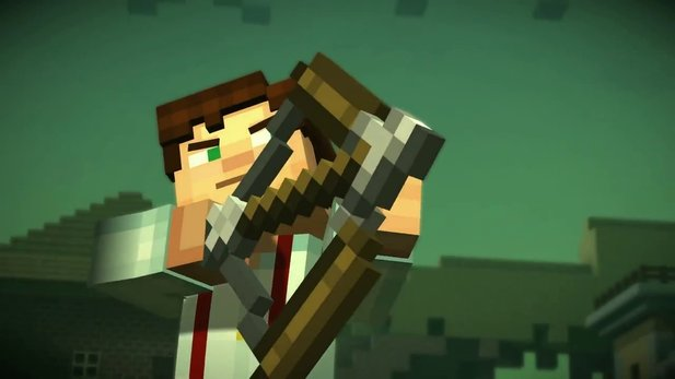 Minecraft: Story Mode - Story-Trailer zur zweiten Episode: »Assembly Required«
