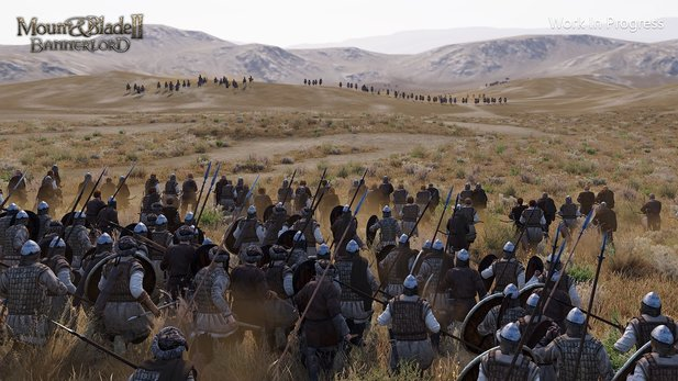 Mount and Blade 2: Bannerlord erhält eine Closed Beta.