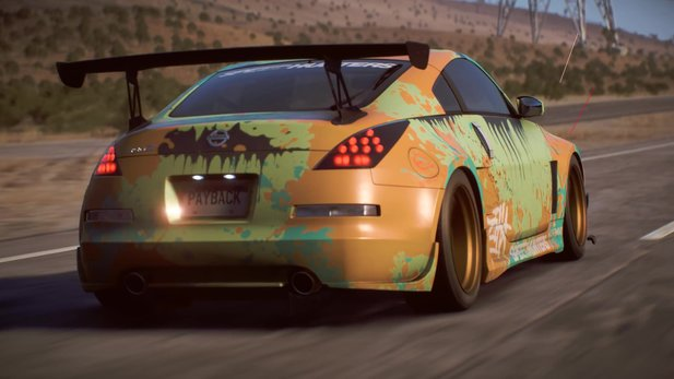 need for speed payback stillgelegtes auto heute