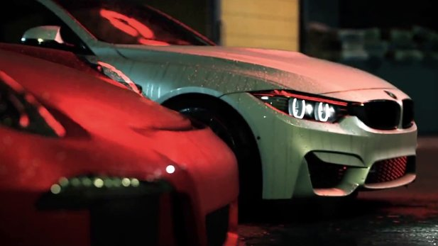 Need for Speed - Soundtrack-Trailer: Wünsch dir was
