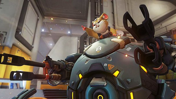 Overwatch - Jeff Kaplan stellt Hamster-Held Wrecking Ball vor