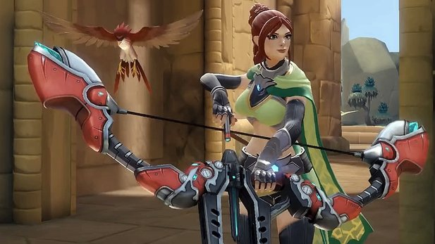 Paladins - Trailer zu den Helden der Closed Beta