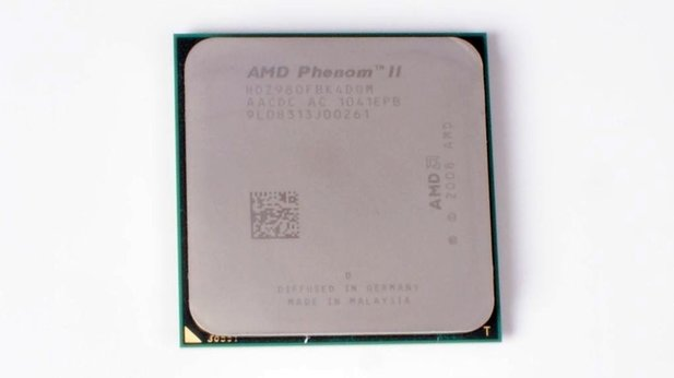 Phenom II X4 980 BE :