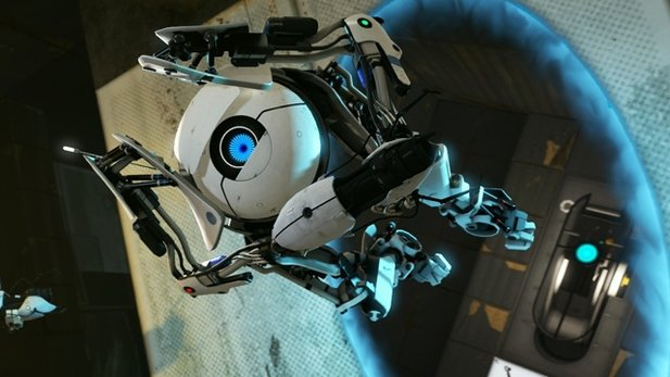 Test-Video zu Portal 2