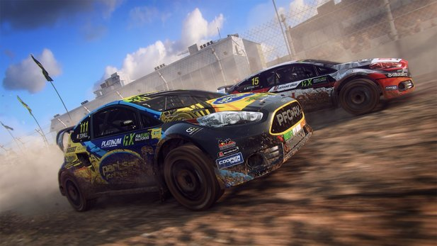 Dirt Rally is Codemasters' current rally game series.