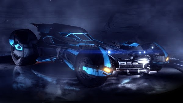 Rocket League - Batman v Superman: Dawn of Justice Car Pack Teaser