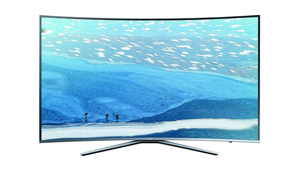 Samsung KU6509 Curved 4K-TV