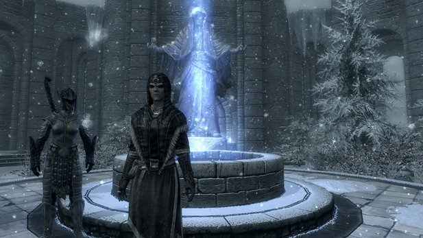 Ein Fan-Patch verbessert die Bildrate in The Elder Scrolls 5: Skyrim.