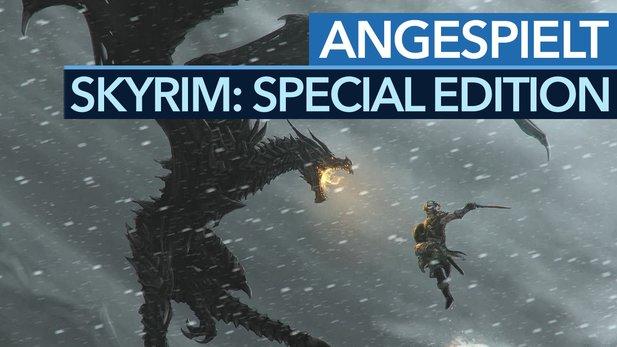 Skyrim Special Edition Spielstände übernehmen So Gehts Gamestar