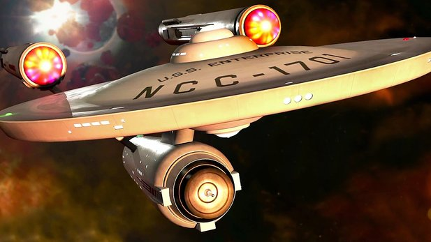 Star Trek: Bridge Crew - Spielbare Original-Enterprise im Trailer