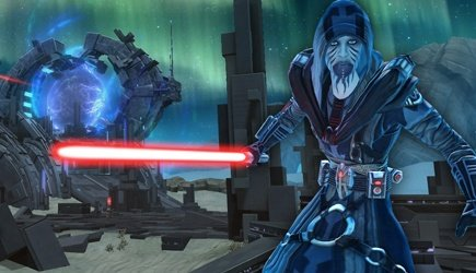 Ein Altes Hypertor in SWTOR - Update 1.6