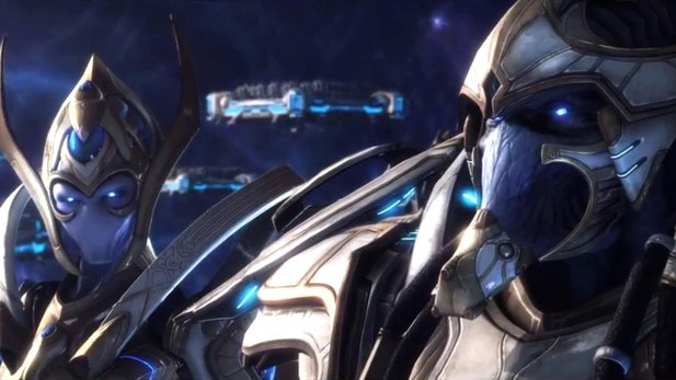 Starcraft 2: Legacy of the Void - Ankündigung im epischen Render-Trailer: »Dunkelheit«