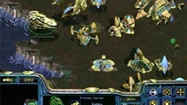 Starcraft - Test-Video