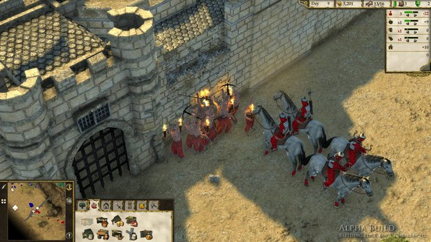 Stronghold Crusader 2 erscheint am 2. September.
