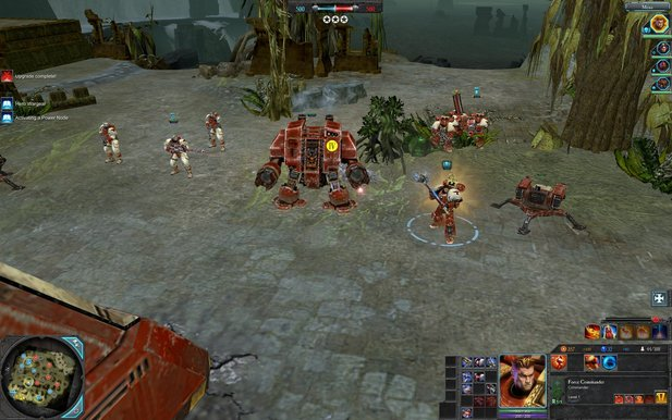 Dawn of War 2 - DirectX9.